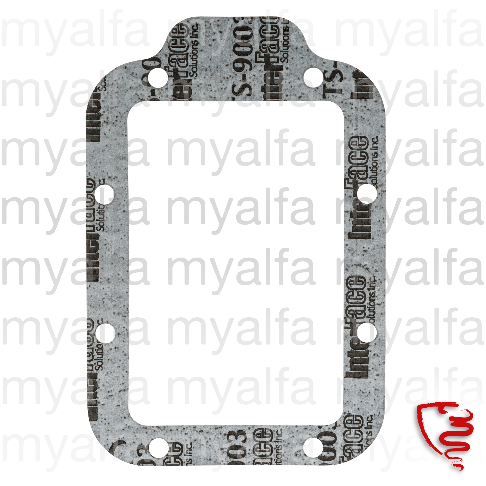 Gasket differential cover 2000 for 105/115, Differential, Mounting Parts