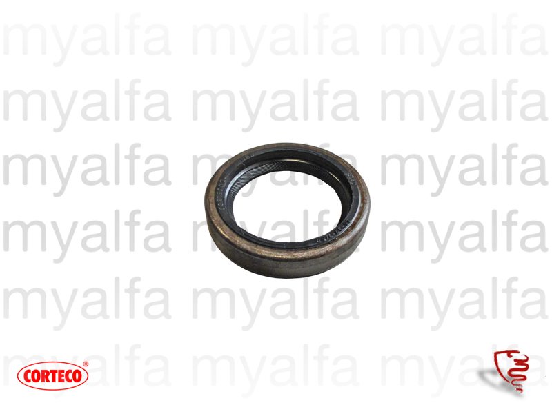 Seal Front Speed ??Cx. What hydraulic 26/37/7. Orig. for 105/115, Gearbox, Mounting Parts