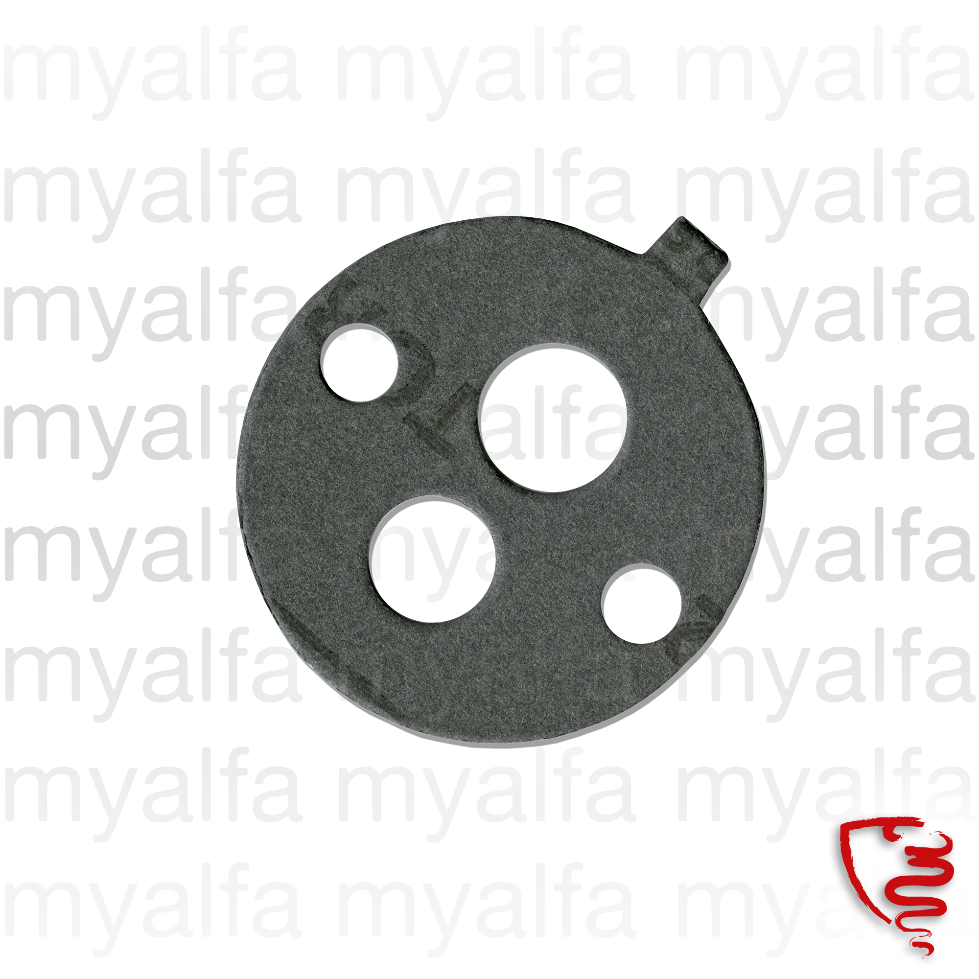 Board of the 1st series oil filter support for 105/115, Filters, Oil filters