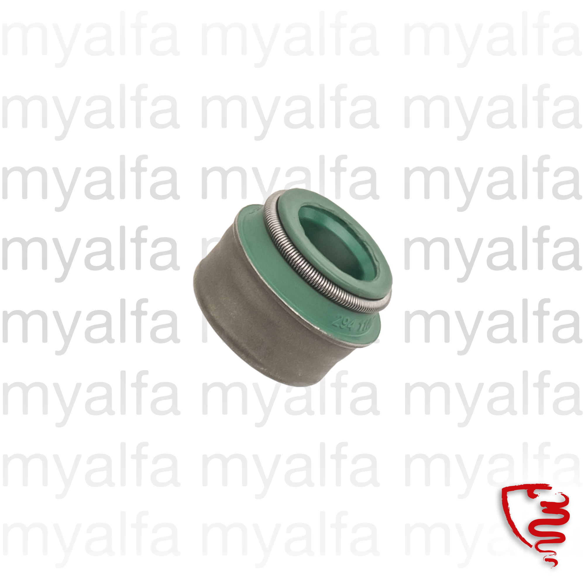 Seal the guides of valves 8MM - 750 for 750/101, Engine Gaskets, Cylinder head gaskets