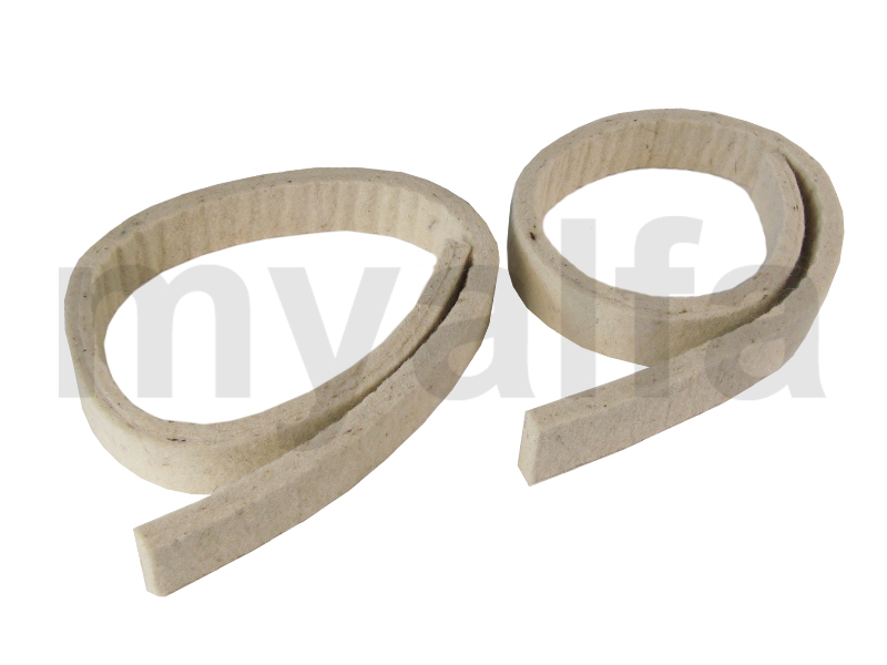 Conj. straps support fuel tank 750/101 for 750/101, Fuel system, Fuel Tank