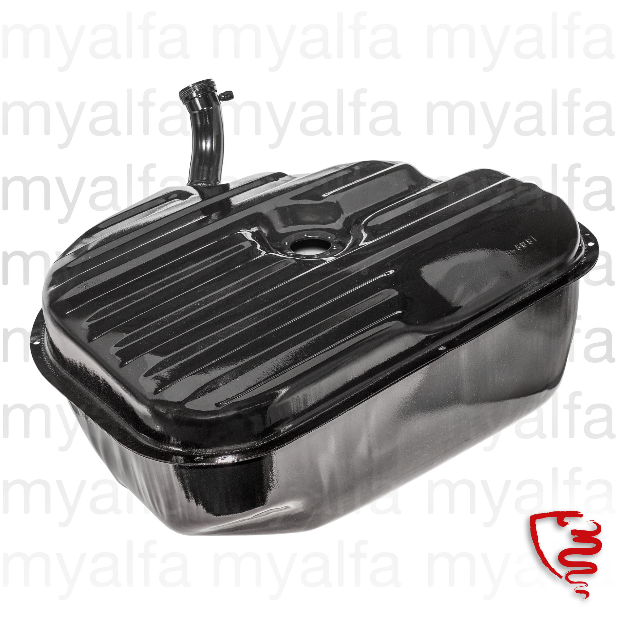 Gasoline tank GT 2000 for 105/115, Coupe, 2000, Fuel system, Fuel Tank