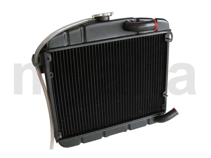 Radiator GT and sedan and Giulia 68-78 for 105/115, Giulia, Coupe, Cooling System, Radiator