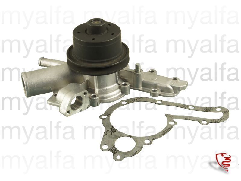 Water pump grade 1 - 2 tubes for 750/101, 105/115, Cooling System, Waterpumps