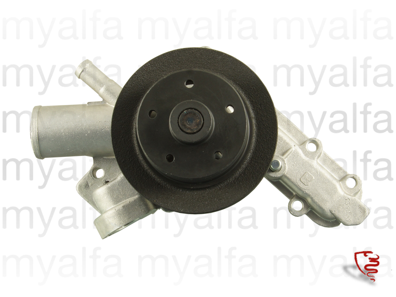 Water pump 1750 2 tubes for 750/101, 105/115, Cooling System, Waterpumps