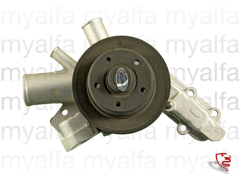 Water pump tubes 3 1600-2000 for 105/115, Cooling System, Waterpumps