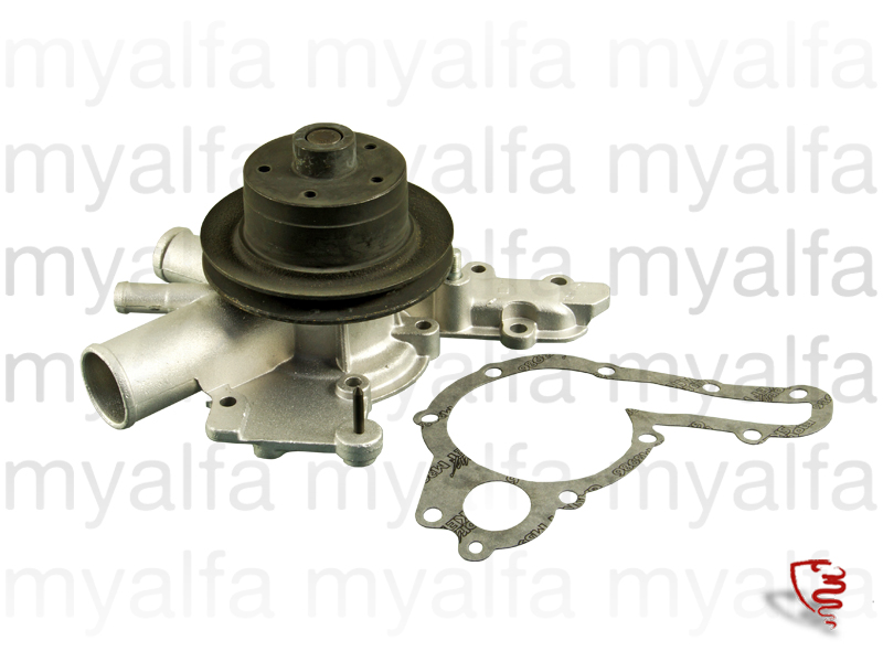 Water Pump Spider S3 1600/2000 for 105/115, Spider, Cooling System, Waterpumps