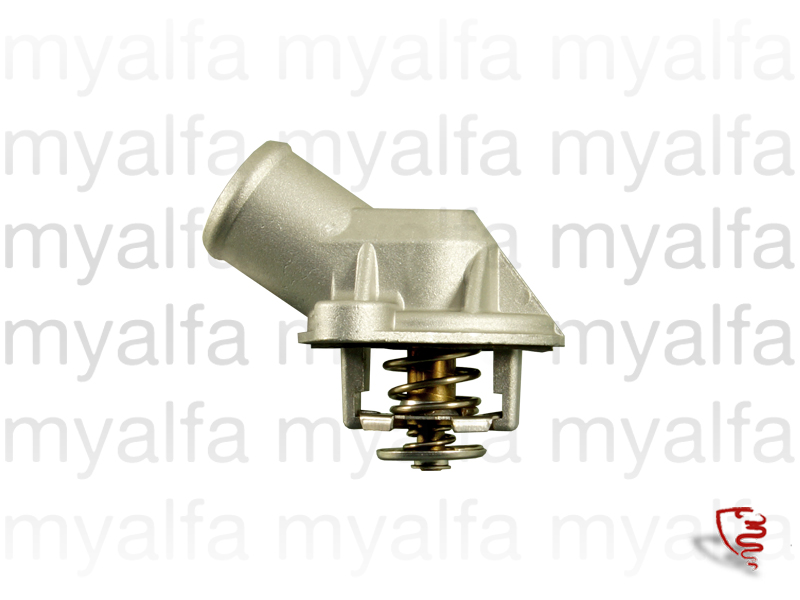 Full thermostat for carburetor models 2000 for 105/115, Coupe, 2000, Cooling System, Thermostats