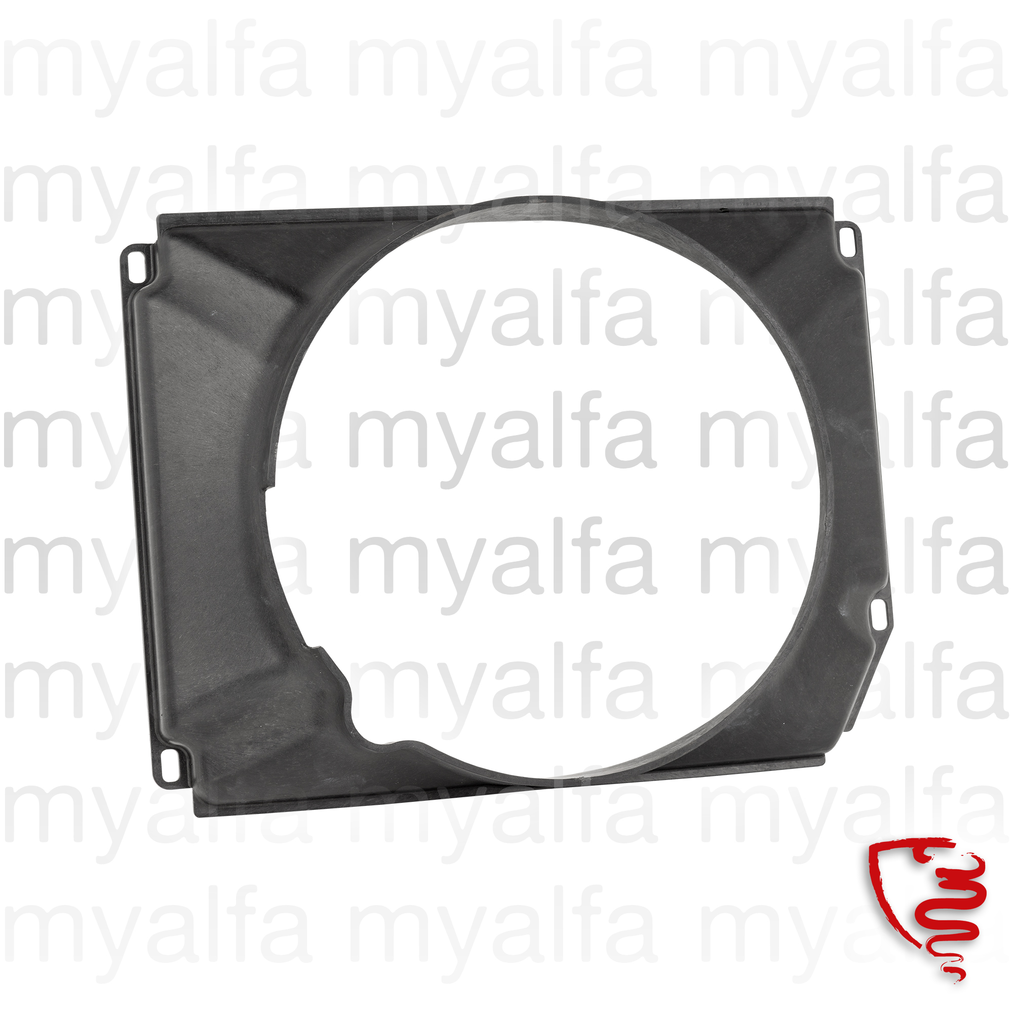 Fan of 1968-82 Protection for 105/115, Cooling System, Radiator