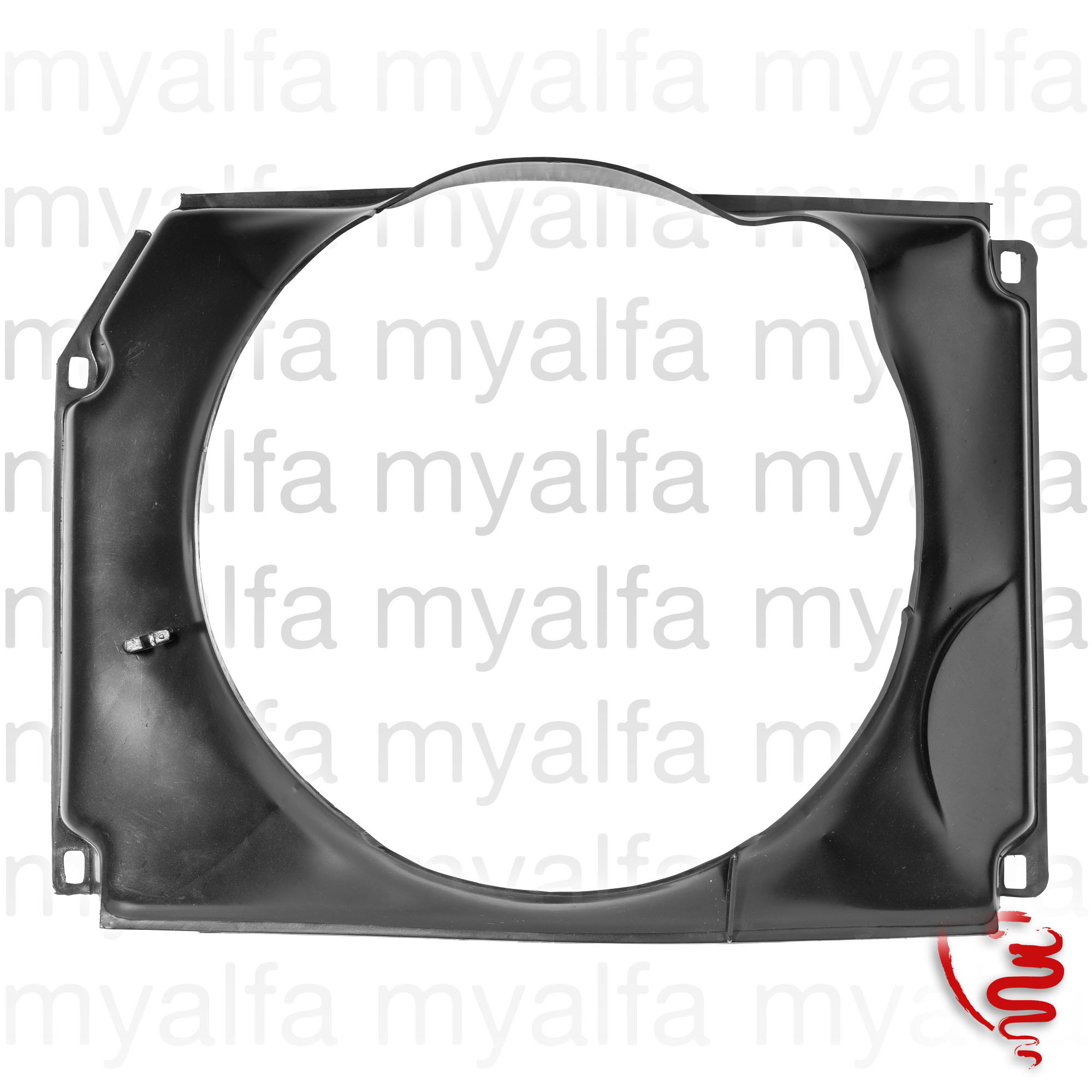 Fan protection for 105/115, Cooling System, Radiator