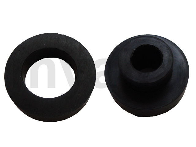 Game rubber lateral support male and female radiator for 105/115, Cooling System, Radiator