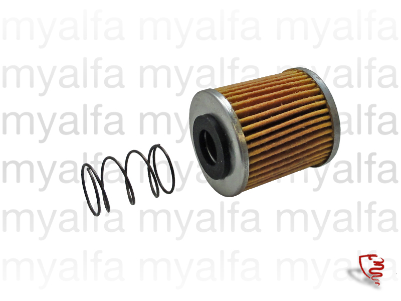 Fispa 35mm gas filter for 105/115, Filters, Fuel filters