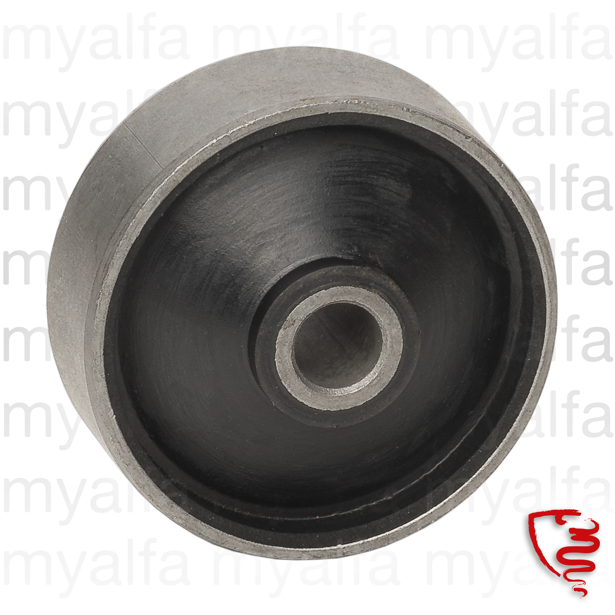 Bushing exhaust support for 105/115, Exhaust System, Attachment Parts