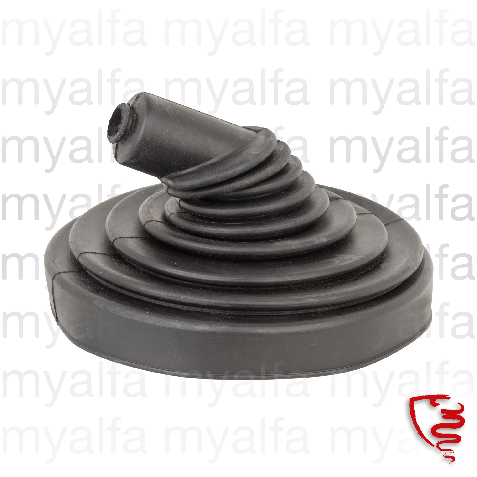Bellows rubber gearbox double for 105/115, Gearbox, Mounting Parts