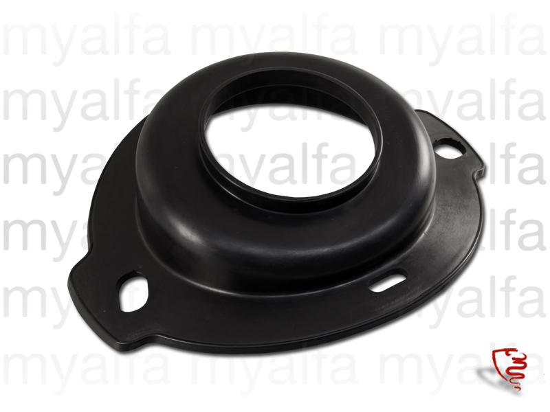 Rubber speeds Cx tunnel coverage rigid for 105/115, Gearbox, Mounting Parts