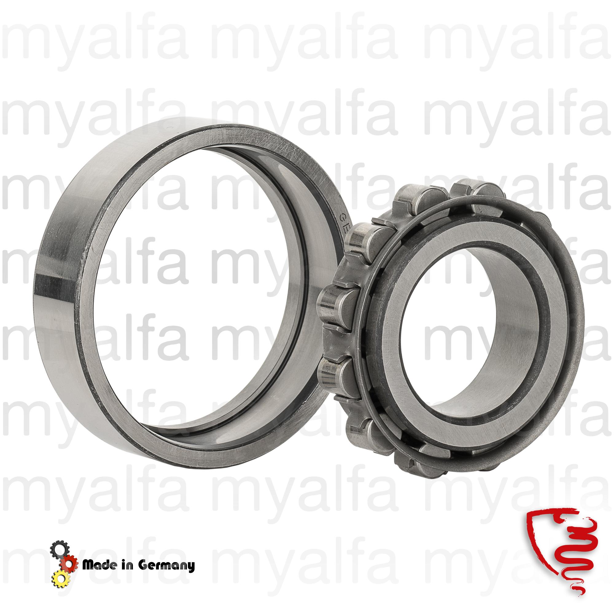 1300-1750 rear bearing layshaft for 105/115, Gearbox, Countershaft/Bearings