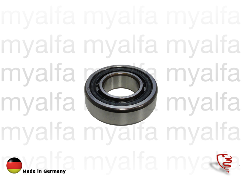 Gearbox Bearing Rear for 105/115, Gearbox, Main Shaft/Synchro Rings/Bearings