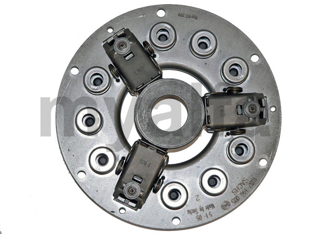 Plate mechanical pressure Fichtel & Sachs for 750/101, Clutch, Mechanical