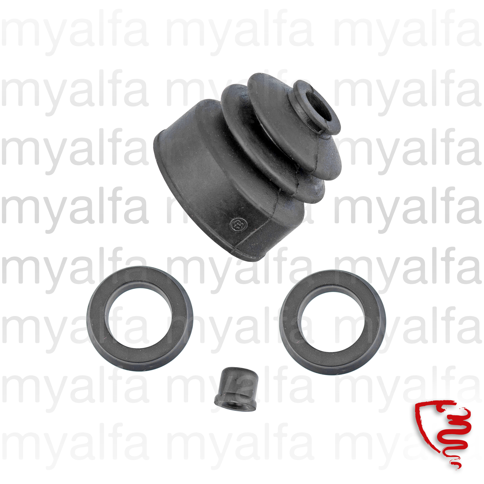Repair kit Embragem Secondary pump for 105/115, Clutch, Hydraulic