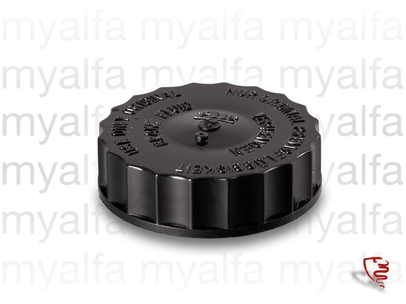 Tampa reservoir - Oil brake / clutch - Mod Ped.Susp.. for 105/115, Clutch, Hydraulic