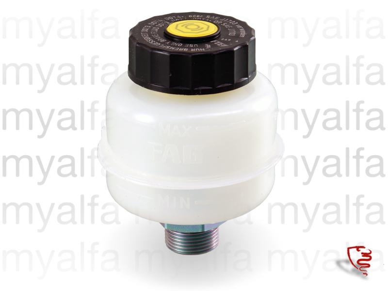 Clutch oil reservoir w / cap Mod. Pt. Susp. for 105/115, Clutch, Hydraulic