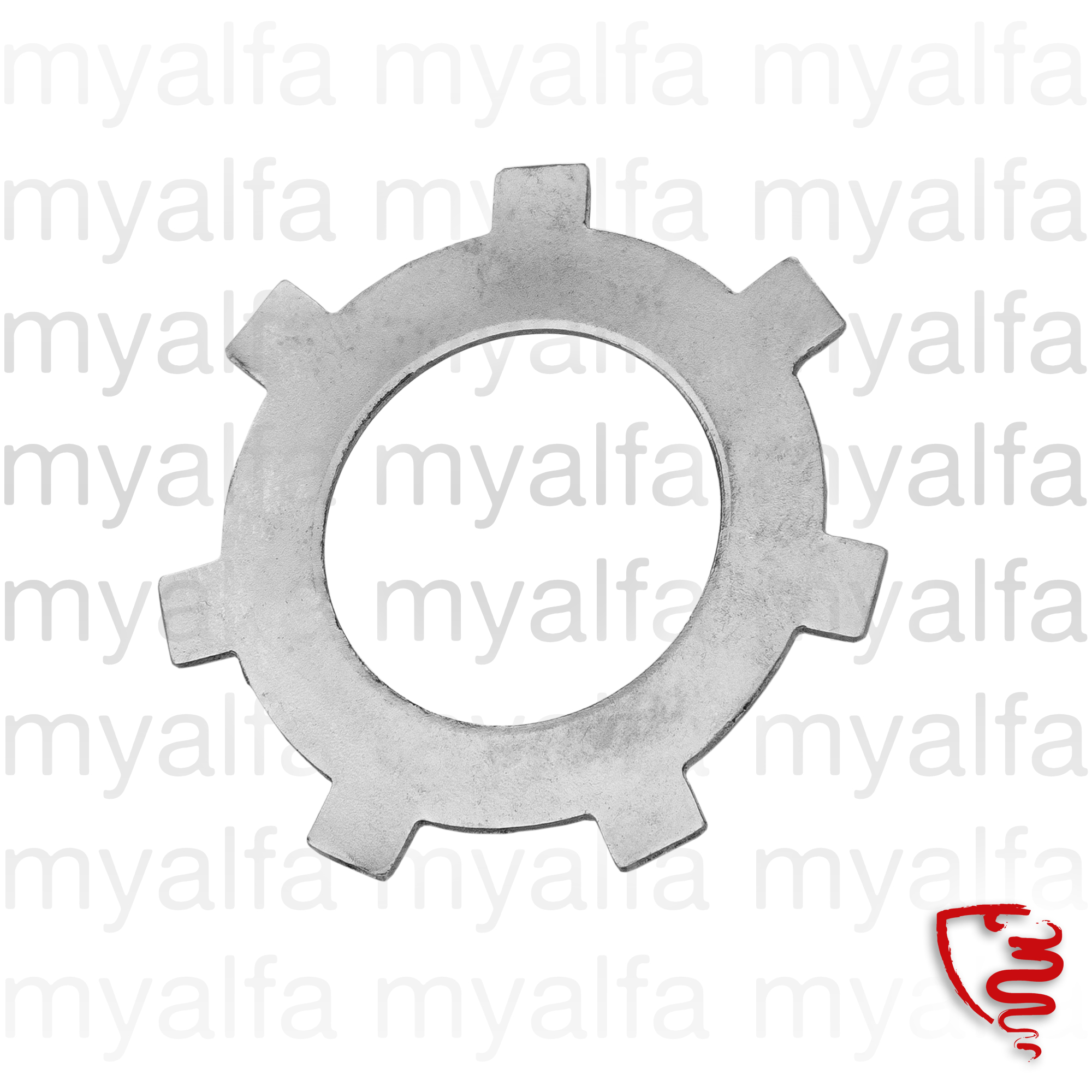 Differential brake 1300-1750 for 105/115, Differential, Mounting Parts
