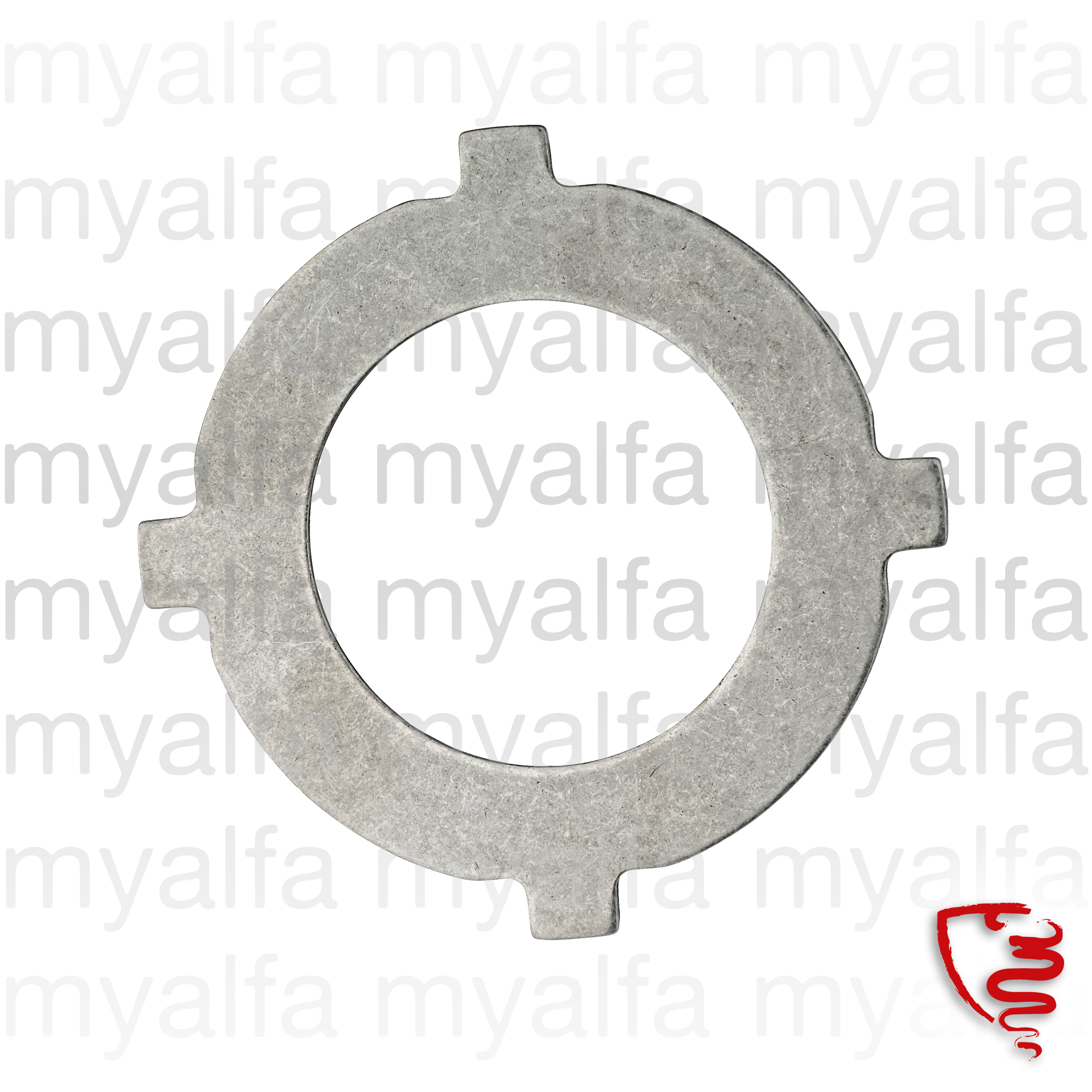 Ring 2.0mm axial clearance limited slip dif for 105/115, Differential, Differential/Limited Slip