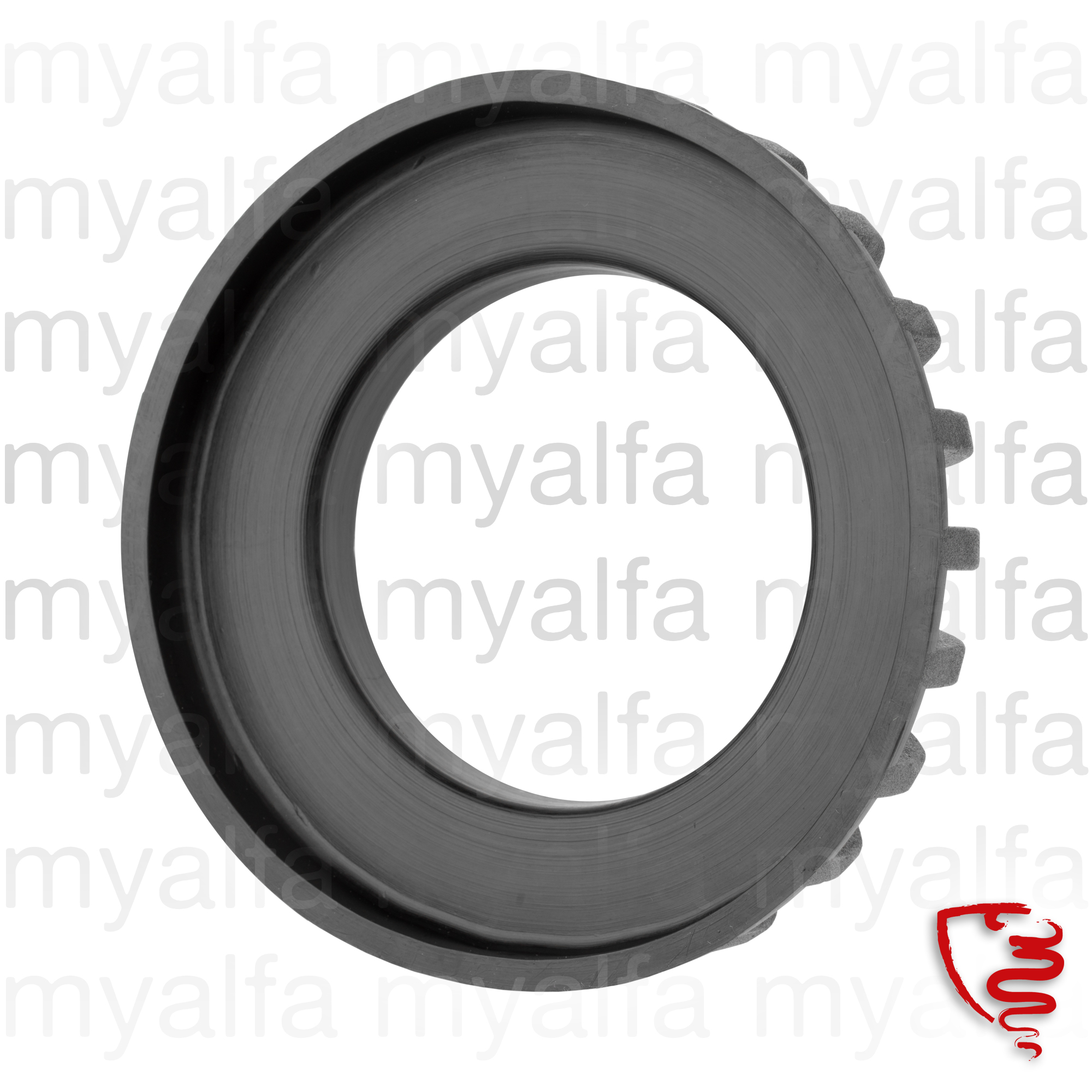 suspension spring rubber back - Superior for 105/115, Chassis Mount, Rear suspension, Springs/Shocks