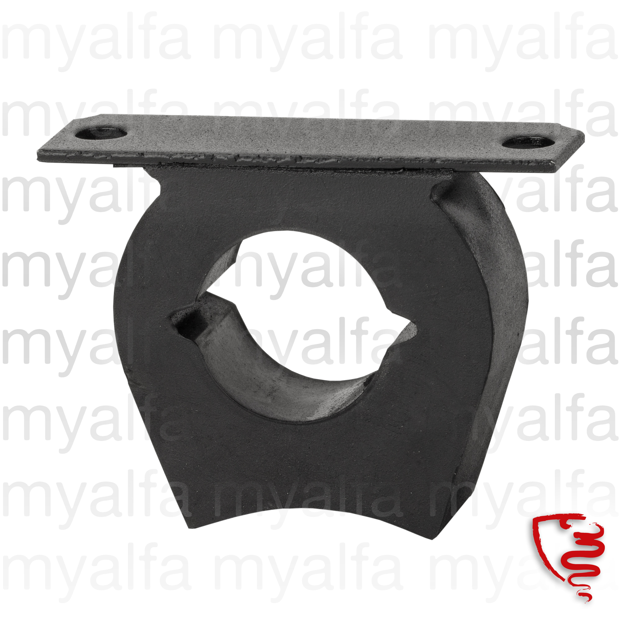 Stop rear suspension for 105/115, Chassis Mount, Rear suspension, Trailing Arms/bushings