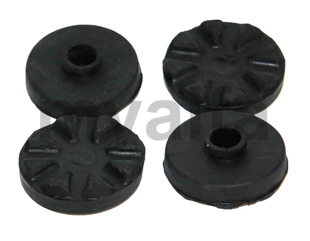 Jg. susp shaft stopper rubbers. front (750/101) for 750/101, Chassis Mount, Front Suspension, Arms/Bushings