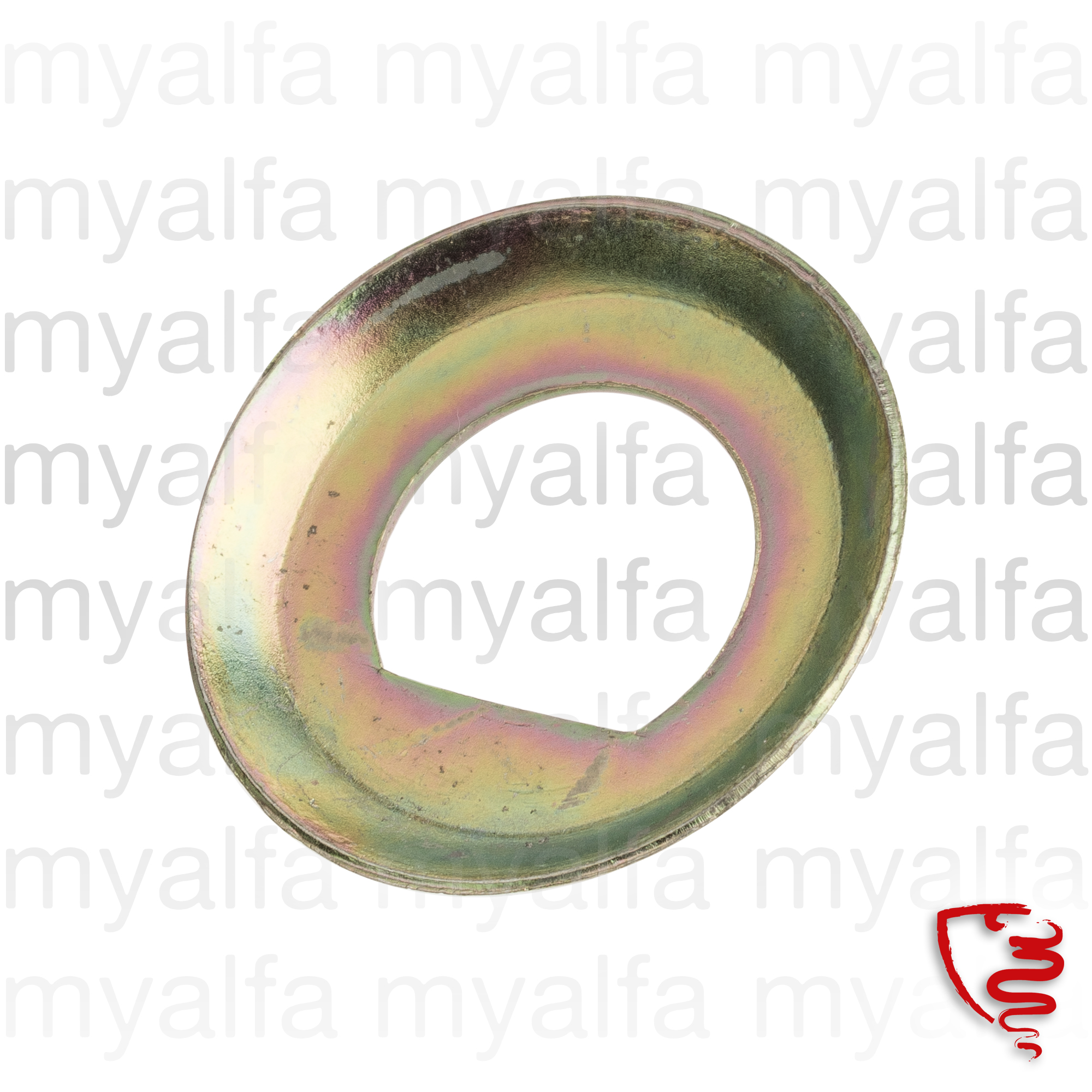 Ring lower suspension triangle bushing for 105/115, Chassis Mount, Front Suspension, Arms/Bushings