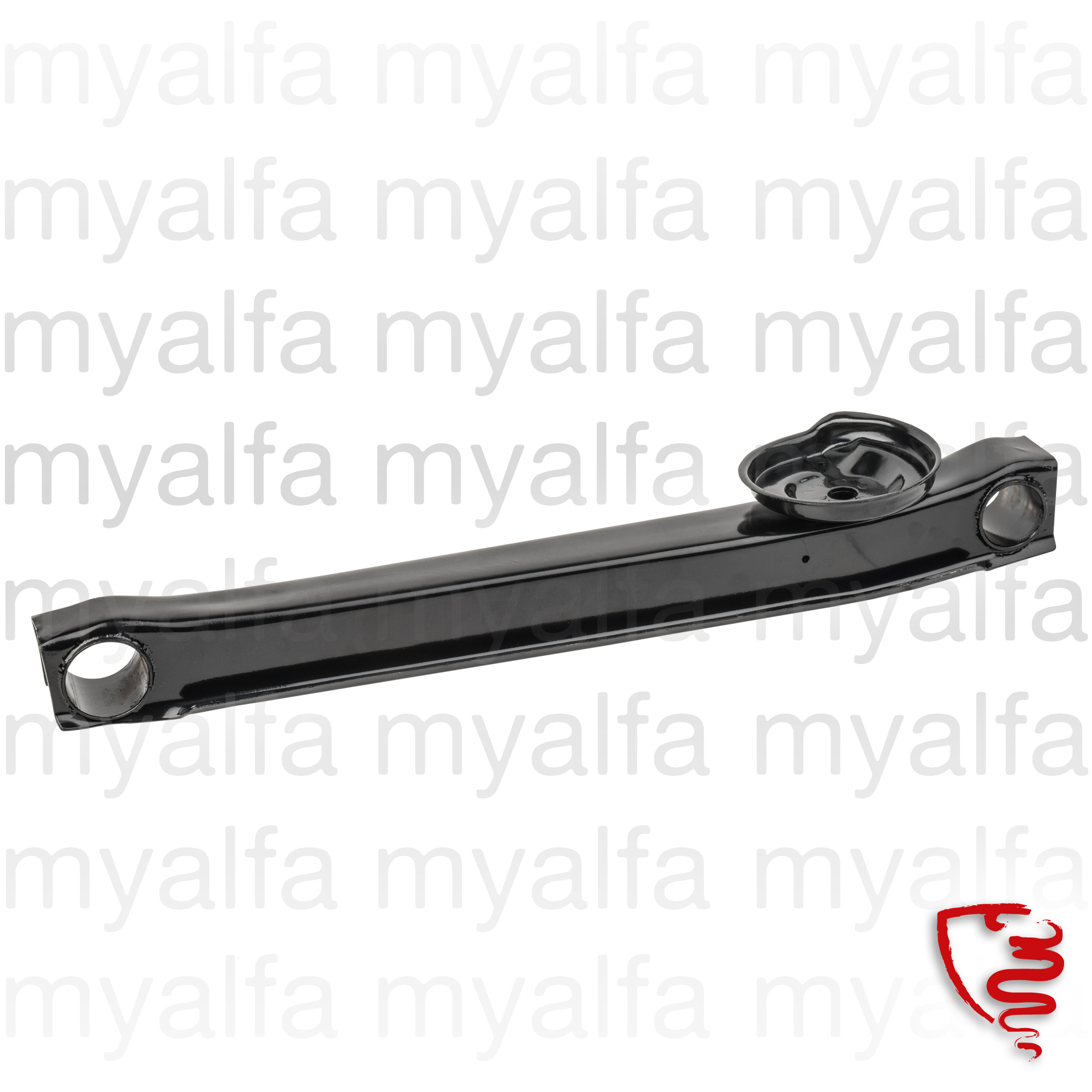 Rear Arm 1968-93 for 105/115, Chassis Mount, Rear suspension, Trailing Arms/bushings