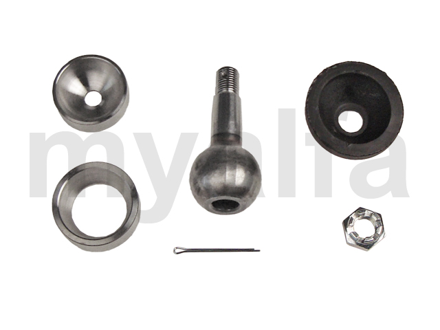 Ball joints of the lower suspension triangle 750/101 for 750/101, Chassis Mount, Front Suspension, Arms/Bushings