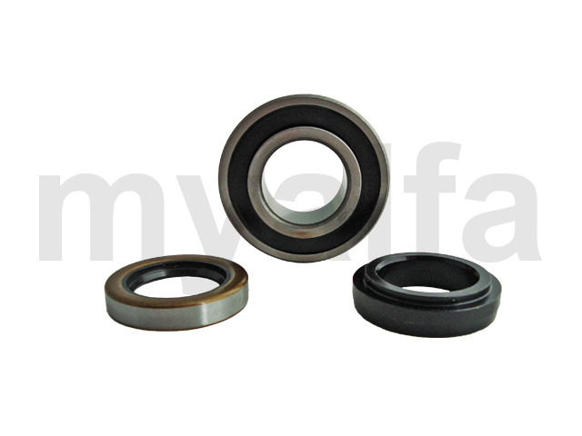 Kit lock washer bearing and seal differential 72-93 for 105/115, Differential, Bearings+fittings