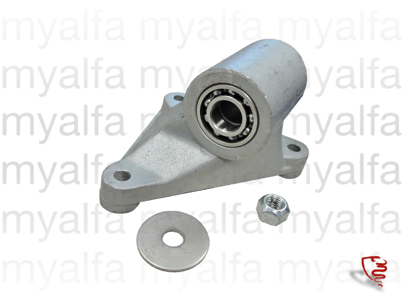 Hanger steering with bearing for 105/115, Chassis Mount, Steering, Steering idler box