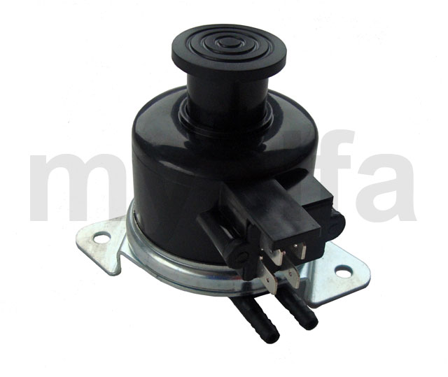 Foot pump nozzles of the windscreen wipers for 105/115, Windshield wipers, Nozzles, bags, pipes