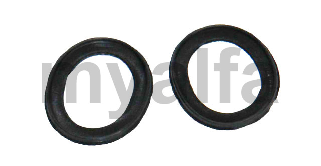Conj. seals w / clean spike windshield 750/101 for 750/101, Windshield wipers, Motor, linkage, arms, blades