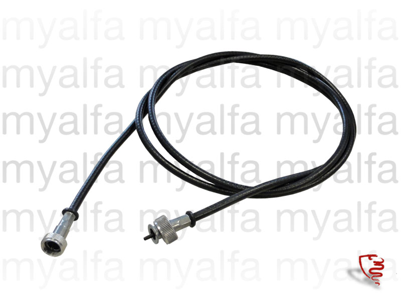 Speedometer cable (750/101) for 750/101, Cables, Speedometer and Rev Counter