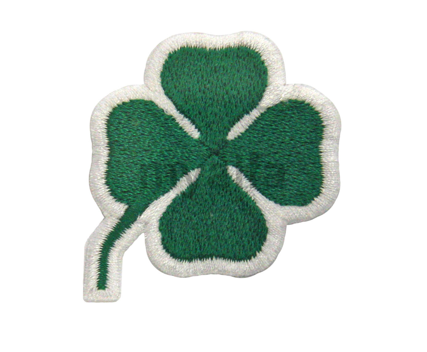 Quadrifoglio emblem embroidery for Alfa Romeo, Accessories, Embroidered patches