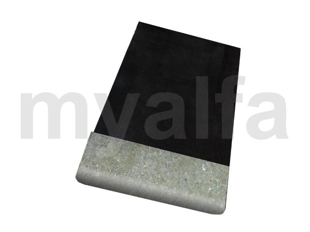 original sound absorbing screens 50 X 100 for 750/101, Insulating mats